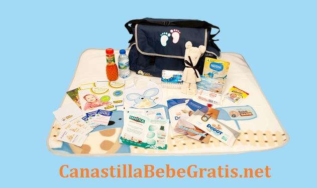 Canastilla Bebegadis gratis
