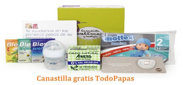 Canastilla bebe Todopapas