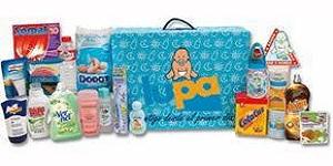 Canastilla gratis lupa para bebés